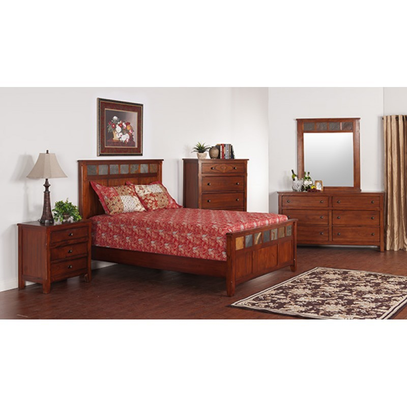 SUNNY DESIGNS Santa Fe Petite Bedroom 48DC Bedroom Groups Awesome Sunny Designs Bedroom Furniture