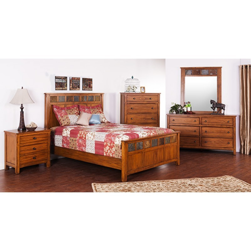 SUNNY DESIGNS Sedona Petite Bedroom 48RO Bedroom Groups Magnificent Sunny Designs Bedroom Furniture