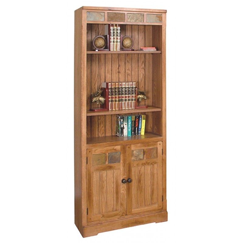SUNNY DESIGNS Sedona Bookcase/door