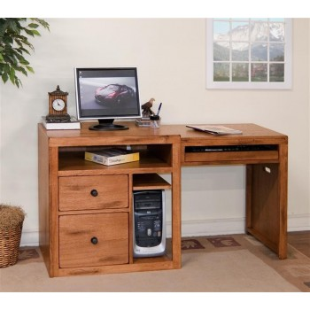 SUNNY DESIGNS Sedona Expandable Comp Desk