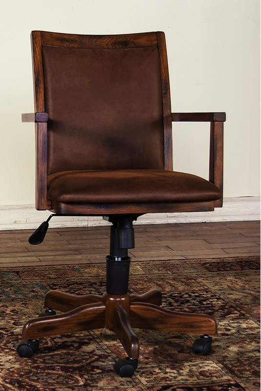 SUNNY DESIGNS Santa Fe Office Chair W/ Arm, Rta