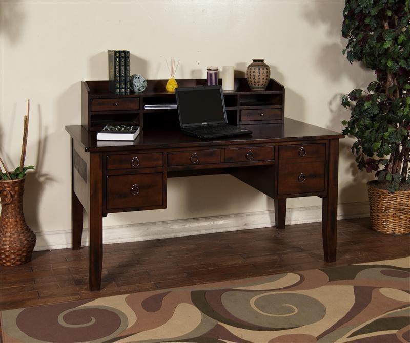 SUNNY DESIGNS Santa Fe Writing Desk