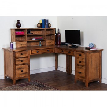SUNNY DESIGNS Return Desk/top & 2-legs