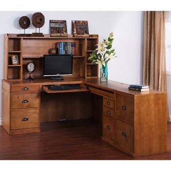 SUNNY DESIGNS Return Desk Pedestal