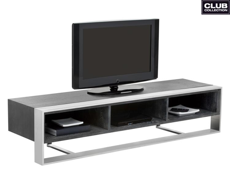 Dalton Media Stand - Grey