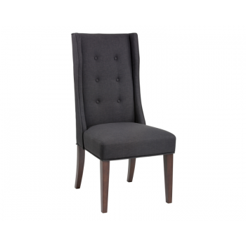 Sabine Dining Chair - Charcoal