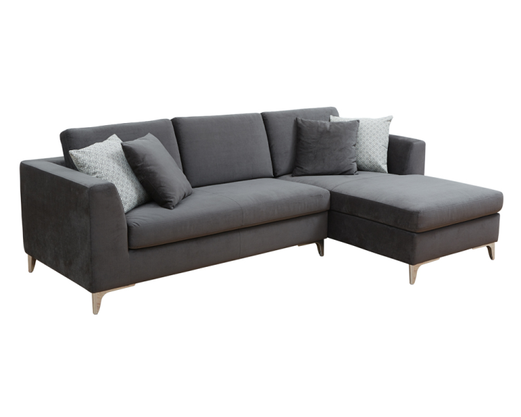 New Virgilio Sofa Chaise Grey Review - Inspirational grey sofa chaise Review