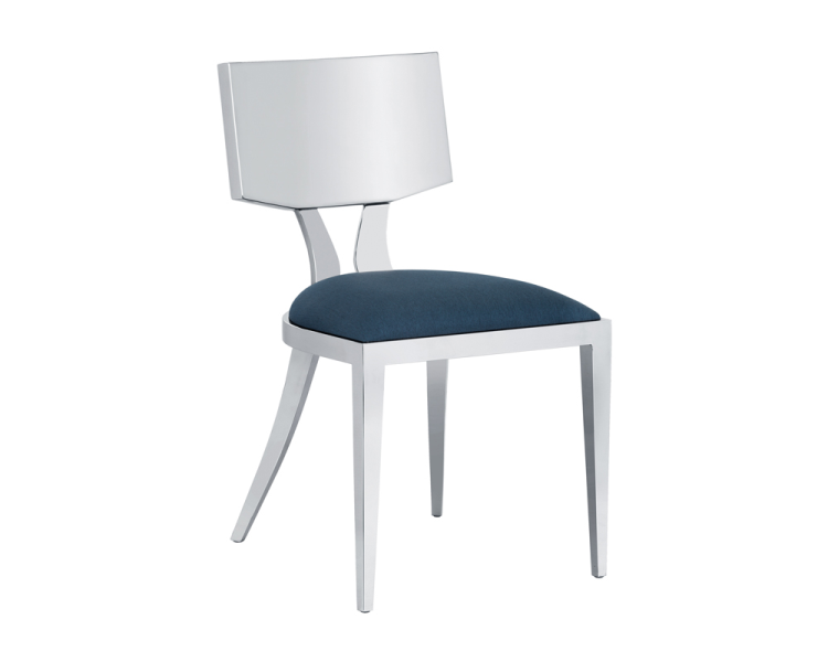 Angelina Dining Chair - Blue