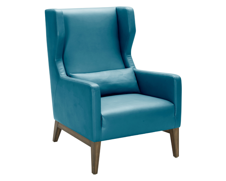 Delicieux Messina Armchair   Turquoise