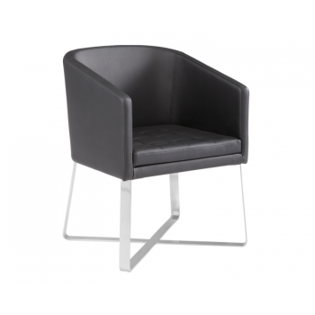 Benson Armchair - Black