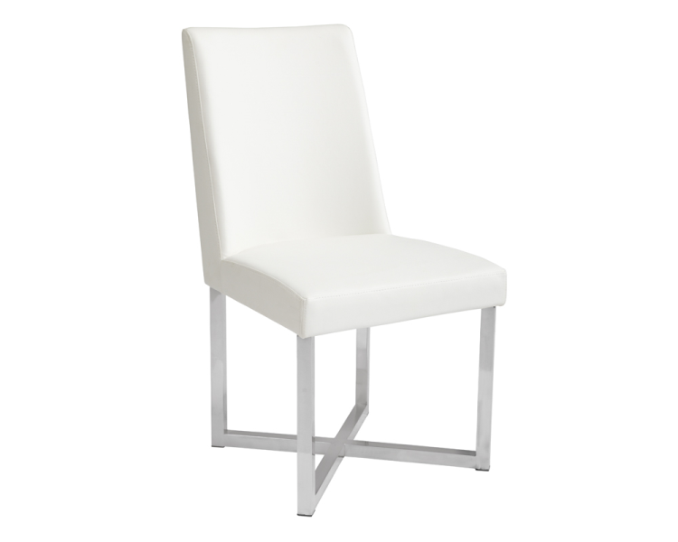 Howard Dining Chair - White