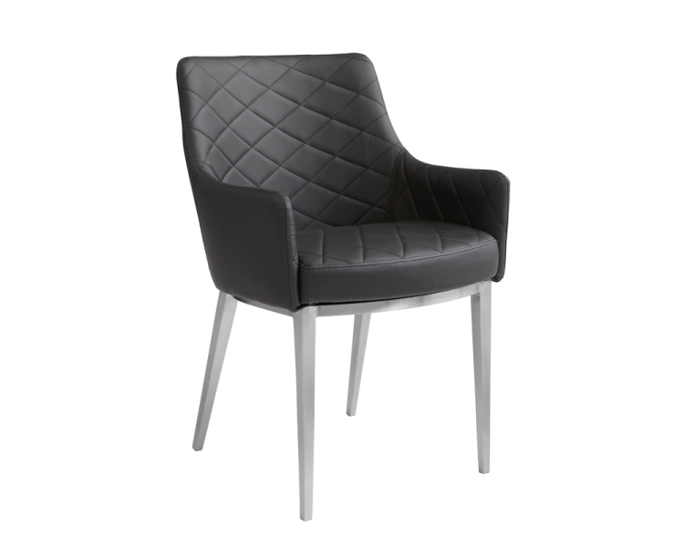 Chase Armchair - Black