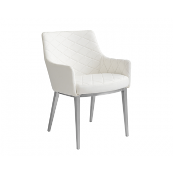 Chase Armchair - White