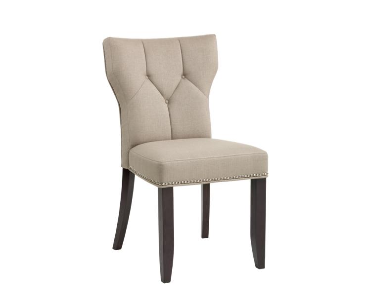 Bernard Dining Chair - Linen