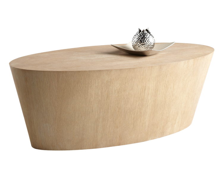 Montague Coffee Table   Driftwood