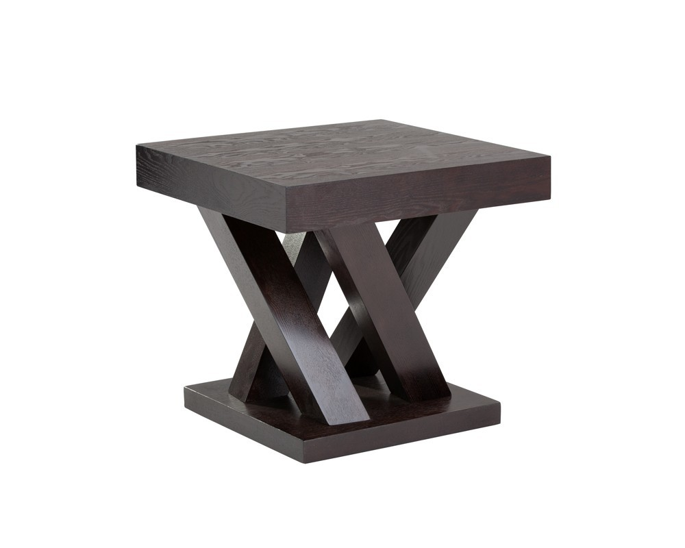 Madero End Table   Espresso | End Tables | At Hom