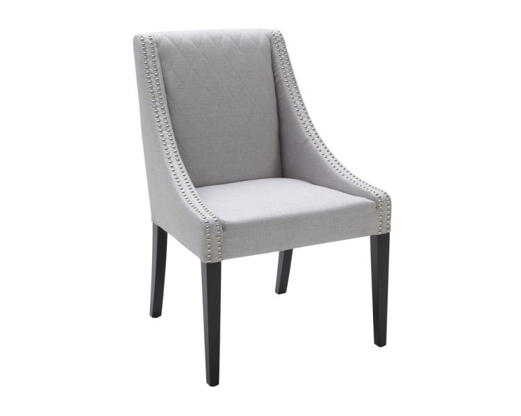 Malabar Dining Chair - Linen