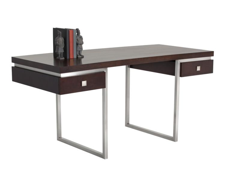 Ordinaire Bentley Desk   Espresso