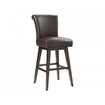 Hamlet Swivel Barstool - Brown