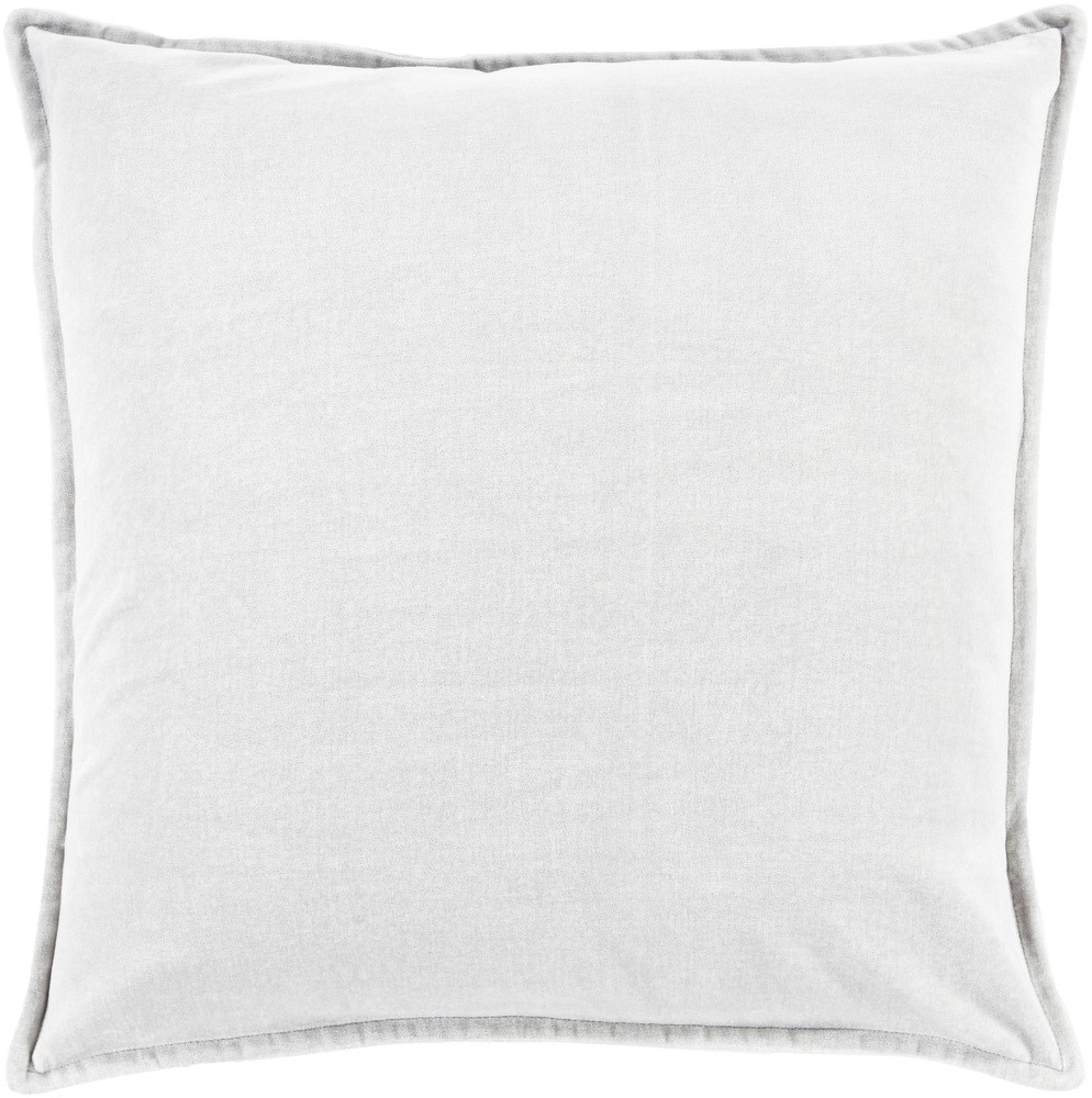 Cotton Velvet Cv 013 22 X 22 Pillow Shell With Polyester Insert
