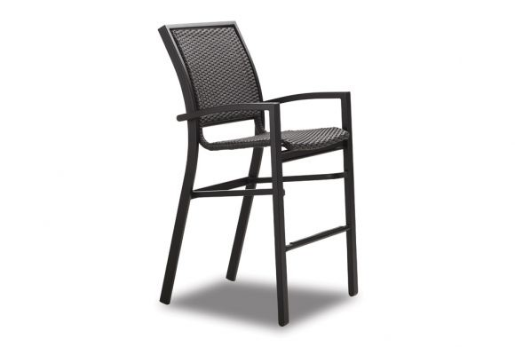 Bar Height Stacking Cafe Chair