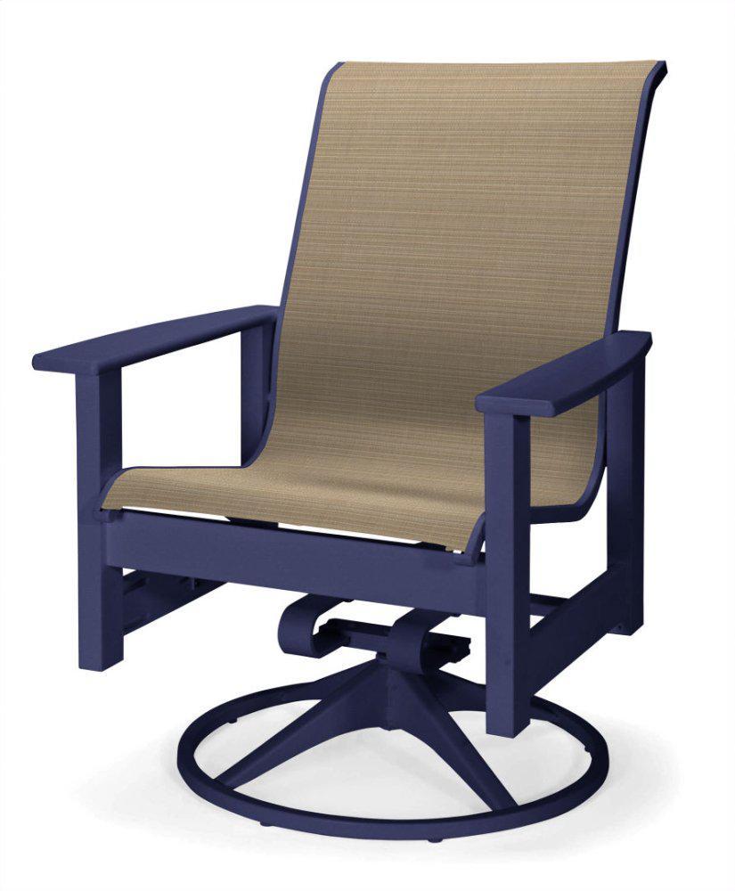 Telescope Casual Furniture Adjustable Swivel Rocker 9450 Outdoor