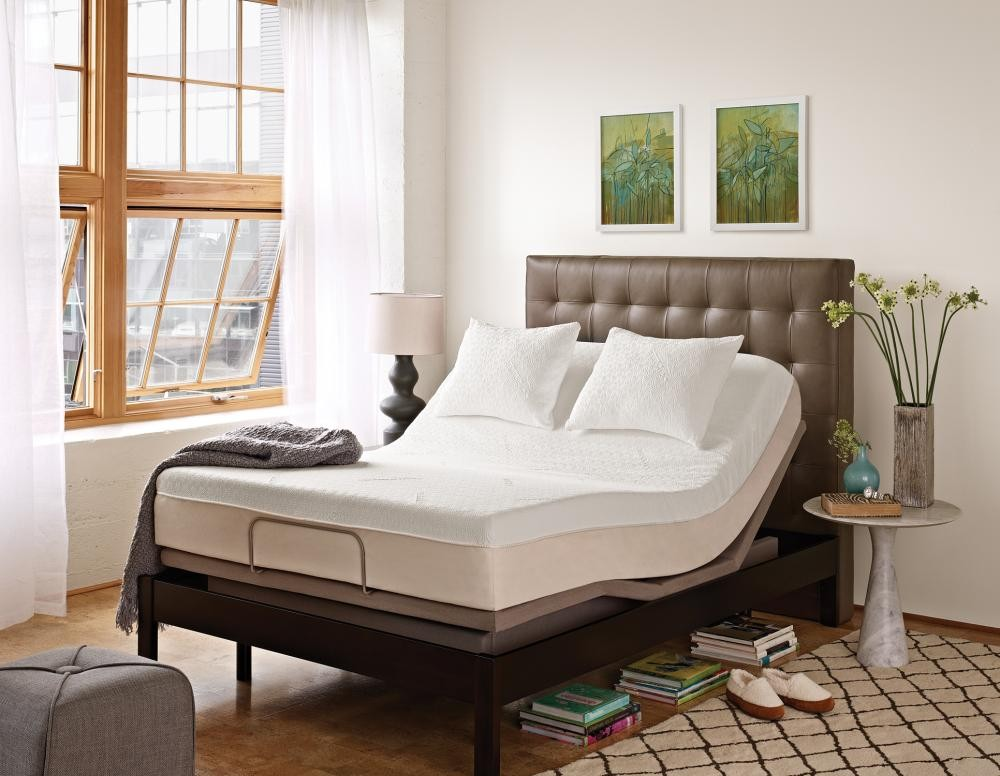 TEMPUR PEDIC TEMPUR Ergo Collection   Ergo Plus Adjustable Base   Queen