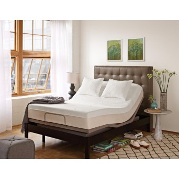 TEMPUR-PEDIC TEMPUR-Ergo Collection - Ergo Plus Adjustable Base - Queen