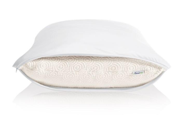 pedic pillow foam pin adaptive tempur comfort memory