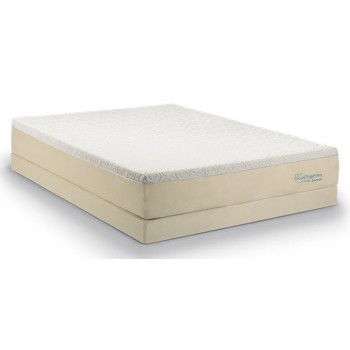 TEMPUR-PEDIC TEMPUR-Cloud Collection - TEMPUR-Cloud Supreme Breeze - Queen