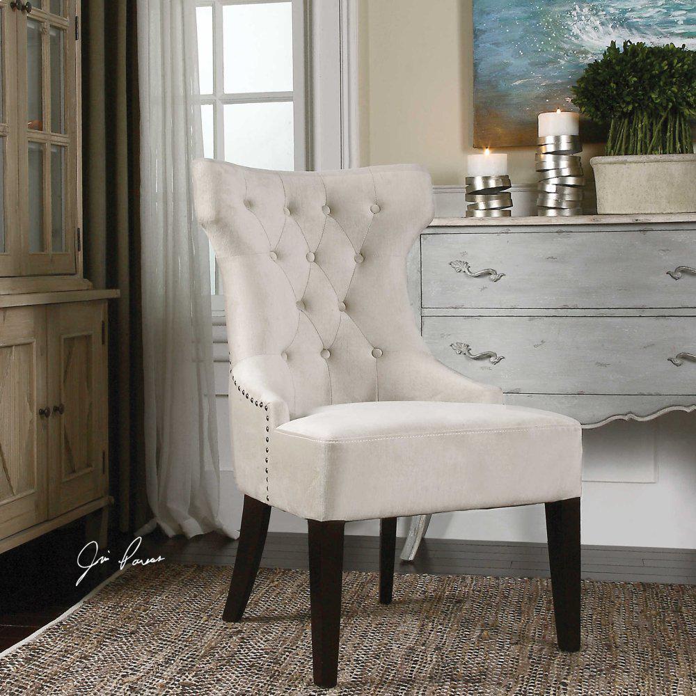 Merveilleux Arlette, Wing Chair