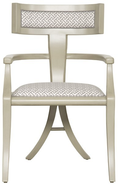 9710A Greek Peak Arm Chair