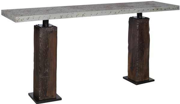 P458S BW Belk Console Table   Cabinet   At Hom