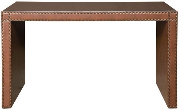 V118-DK Tate Upholstered Desk