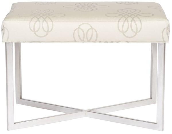 V941P-OT Jersey Metal Frame Ottoman