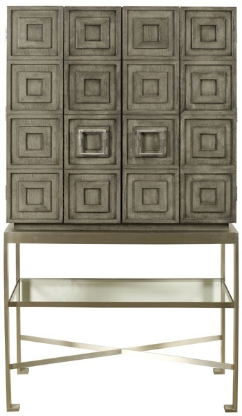 W717BC Knickerboker Bar Cabinet