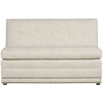 W754-55 Olmstead Armless Dining Banquette
