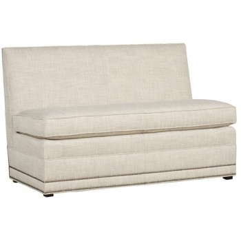 W760-55 Olmstead Armless Dining Banquette