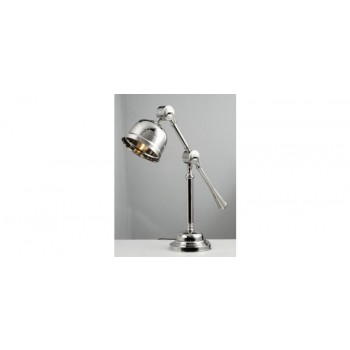 Modrest Walker Modern Silver Table Lamp