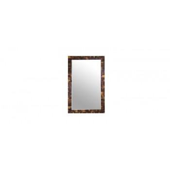 Modrest Pixel Modern Rectangular Wall Mirror