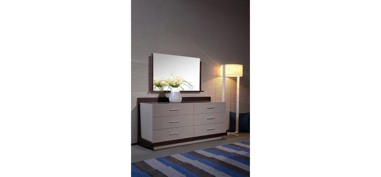 Modrest Volterra - Modern Bedroom Mirror