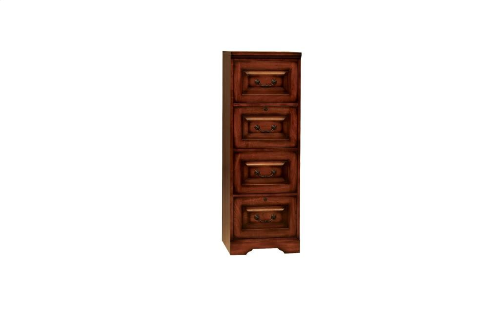 WINNERS ONLY 4-Drawer File Cabinet