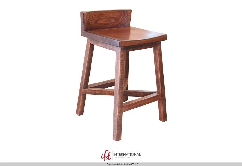 Fine 24 Stool With Wooden Seat Base Ifd360Bs24 Seat Caraccident5 Cool Chair Designs And Ideas Caraccident5Info
