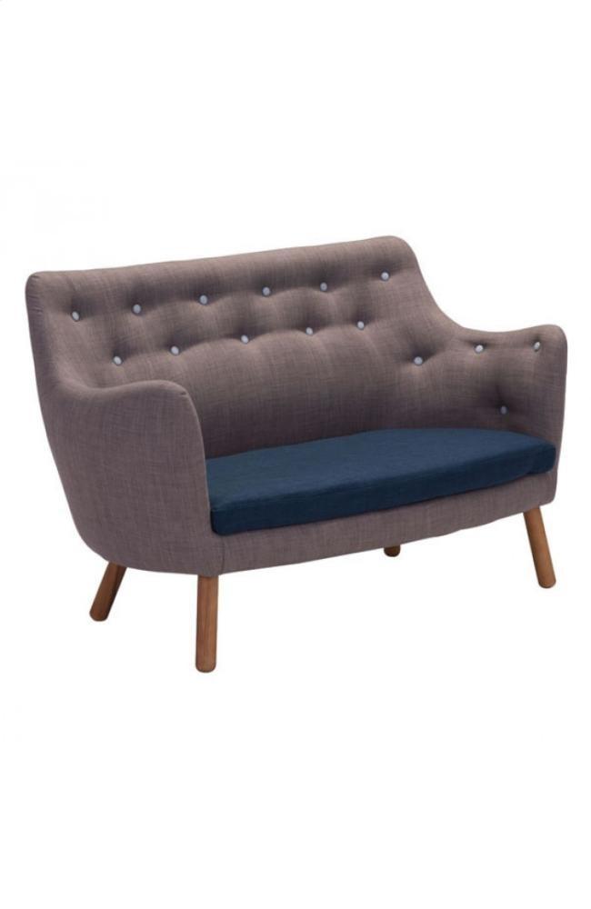 ZUO MODERN Liege, Gray | Sofas | At Hom