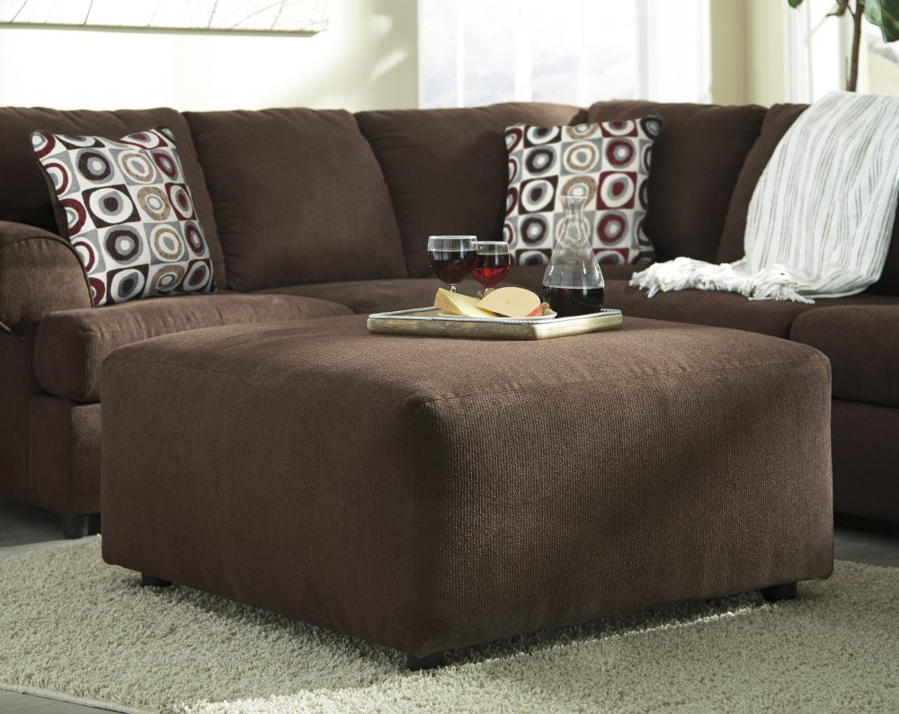 Jayceon - Java - Oversized Accent Ottoman