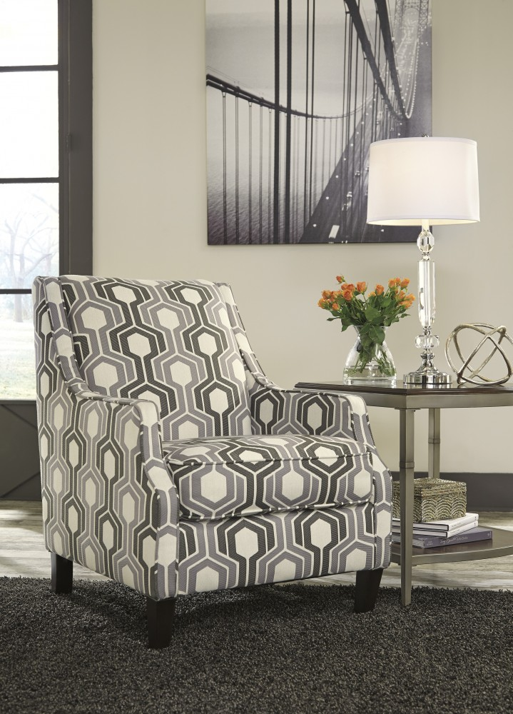 Guillerno - Alabaster - Accent Chair