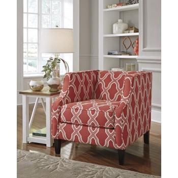 Sansimeon - Stone - Accent Chair