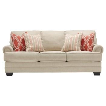 Sansimeon - Stone - Sofa