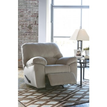 Dailey - Alloy - Rocker Recliner