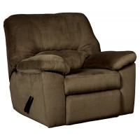 Dailey - Chocolate - Rocker Recliner